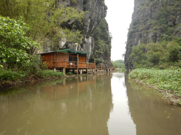 Don't miss Tam Coc while visiting Vietnam