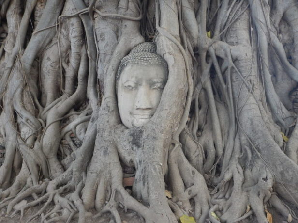 Ayutthaya Thailand- former capital of Thailand