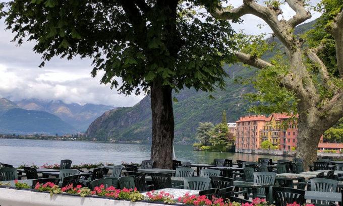 The stunning Bellano village in Lake Como