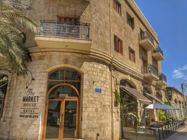 Boutique hotels to spoil yourself in the best location in Jaffa – Tel Aviv
