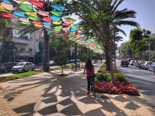Bike tour in Tel Aviv – Getting to know Tel Aviv through the eyes of a local guide