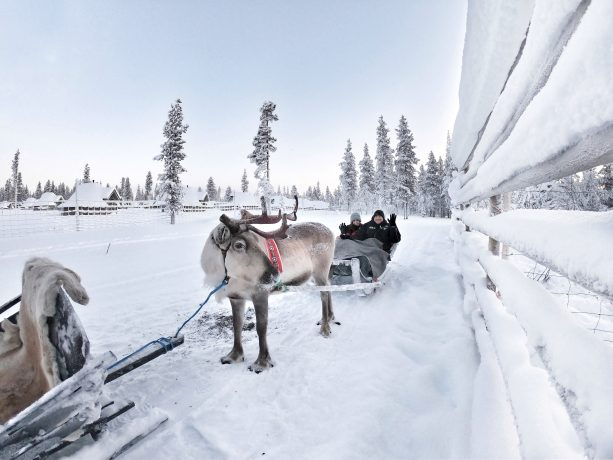 An independent eight-day itinerary in Finland – Helsinki and the Lapland region in the winter